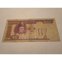 100 тугриков 2000 года Монголии АЕ 6289397