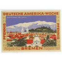 Германия (Notgeld), 25 пфеннигов 1923 год