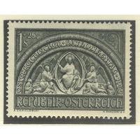 Австрия 1952 Mi# 977 (MNH**)