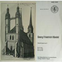 G. F. Handel/Concerti Grossi Op. 6/1965, Orbis, LP, EX, Germany