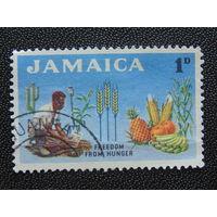 Ямайка 1963 г.