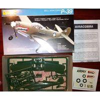 1/72 Revell Р-39 Aircobra