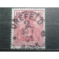 Германия 1900 Стандарт 10 пф