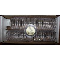Капсулы для монет ( под диаметр монеты 22.5 мм Внешний 31-32 мм) Польские.