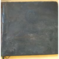 Пластинки в альбомах с профилем Сталина в количестве 10 единиц