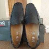 Мужские туфли, р-р 39. Натуральная кожа, удобная ортопедическая стелька.Обувь новая, приобретена в Вене.Гарантия- немецкое качество.