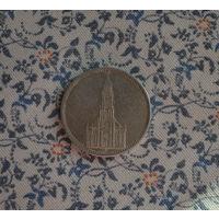 5 марок 1934 кирха Потсдама