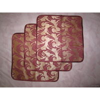 Салфетки столовые сервировочные (3 шт.)