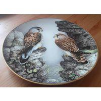 Limoges 1989г коллекционные фарфоровые тарелки.