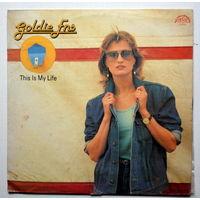 Пластинка-винил Goldie Ens. This is my life. VG