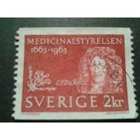 Швеция 1963 медик