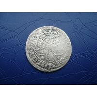 6 грошей (шостак) 1667 (3)