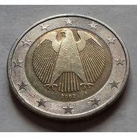 2 евро, Германия 2002 F