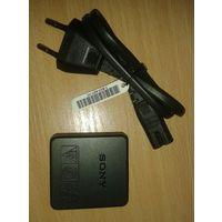 Зарядное устройство AC-UB10D для фотоаппаратов SONY.