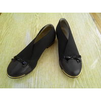 Туфли Aladen 38-39 р-р, натуральная кожа