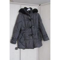 К 8 марта качественная одежда всего за 18 р. Куртка Пуховик Gerry weber Германия Р-р 48 На ранюю весну отлично!