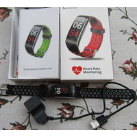 Фитнес-трекер SOVO SE12 цветной дисплей . Умные часы Heart Rate Monitoring . На гарантии