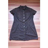 Рубашка-платье размер 48