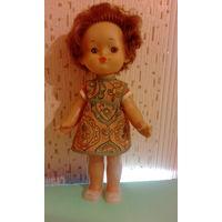 Куколка ссср в родном ,руки и голова резина