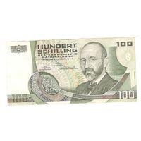 Австрия 1984 г. 100 шиллингов