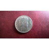 Бельгия 1 франк, 1974 'BELGIE'