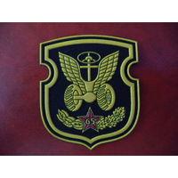 Нарукавный знак 65 автомобильная бригада РБ ( новый вариант )