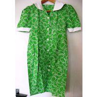 Платье - халат НОВОЕ, Хлопок, размеры на 36 - 38 размер