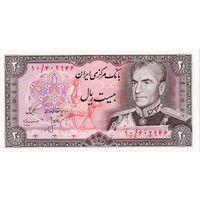 Иран, 20 риалов, 1974, UNC