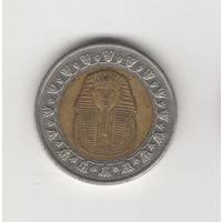 1 фунт Египет 2008 Лот 3382