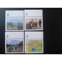 Юго-Западная Африка 1986  полная серия