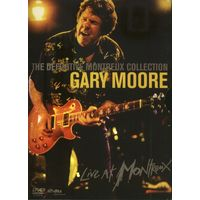 Gary Moore - The Definitive Montreux Collection 2DVD (2DVD9)