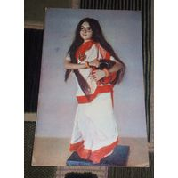 Женщина из Бенгалии.Индийские куклы.