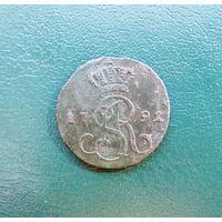 1 грош 1791