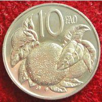 1600:  10 центов 1979 Острова Кука ФАО