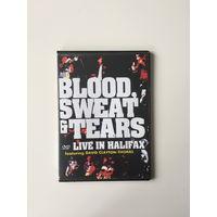 Blood, Sweat & Tears / live in Halifax концерт DVD