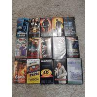 Лицензионные видеокассеты.