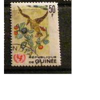 Гвинея 1966 год 20-летия ЮНИСЕФ Фауна птица