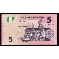 5 Найра 2006 год Нигерия