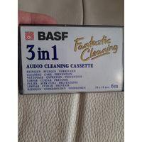 Кассета BASF 3in1. Fantastic Cleaninq