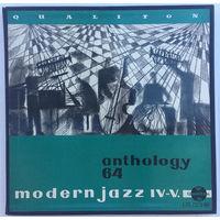 Various, Modern Jazz IV-V. Anthology 64, 2LP 1964