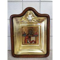 Икона Николай Чудотворец. Ветка.