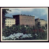 1953 год Таллинн Площадь Пионеров