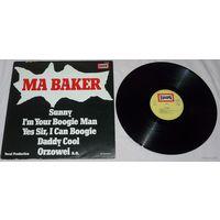 Фирменная пластинка-винил The Hiltonaires - Ma Baker / Супер хиты! Дискотека 80-х!!!