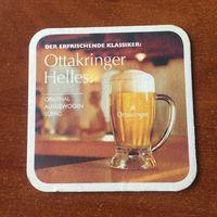 Подставка под пиво Ottakringer No 3