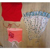 Одежда для девочки: топы