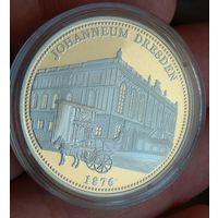 2006  медаль   800 лет Дрездену  диаметр 34 мм серебро 999