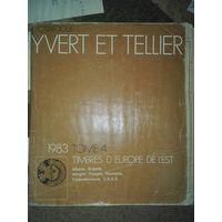 Французский Каталог марок 1983г.том4
