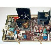 Модуль строчной развёртки МС-3 (А7)