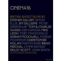 Синема 16: Британские короткометражки / Cinema 16: British Short Films (Питер Гринуэй, Ридли Скотт, Кристофер Нолан, Линн Рамсей, Майк Ли и др.)  2 x DVD5]