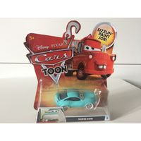 Машинка Байки Мэтра Медсестра Кори Disney Pixar Cars Nurse Kori Cars Toon Sizzlin Paint Job